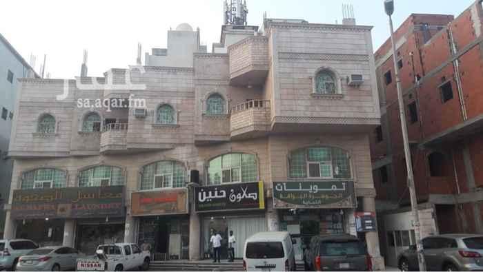 عمارة للإيجار في شارع عبدالله بن عطاء ، حي السامر ، جدة