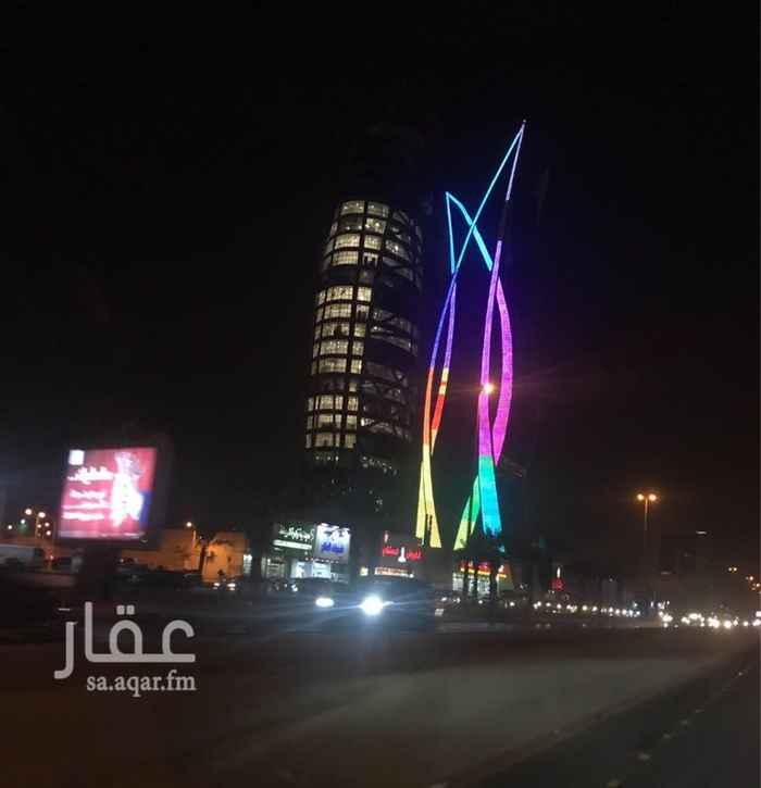 مكتب تجاري للإيجار في حي الصحافة ، الرياض