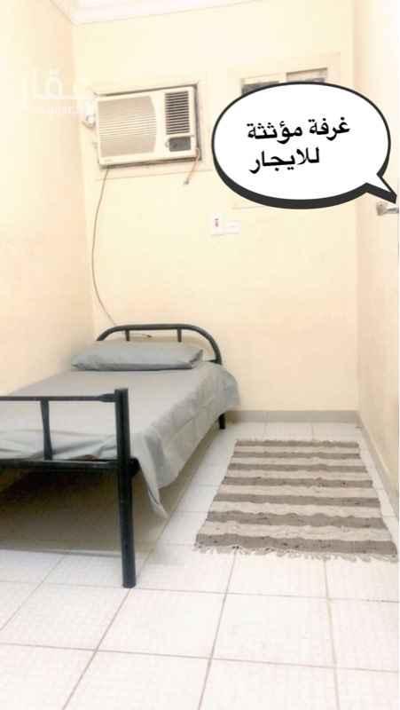 غرفة للإيجار في شارع عبدالرحمن بن أحمد السديري, حي السلامة, جدة