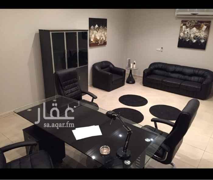 مكتب تجاري للإيجار في شارع جبل ابو مغير ، حي الصفا ، جدة ، جدة