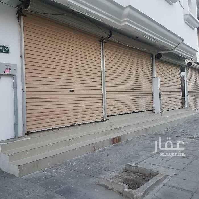محل للإيجار في شارع رابغ ، حي الثقبة ، الخبر