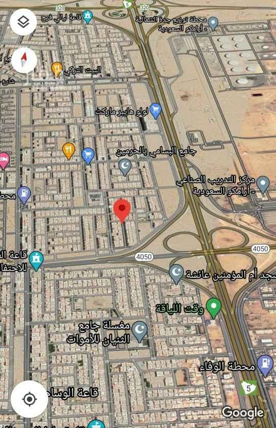 أرض للبيع في شارع سعيد الخالدي ، حي المروة ، جدة ، جدة