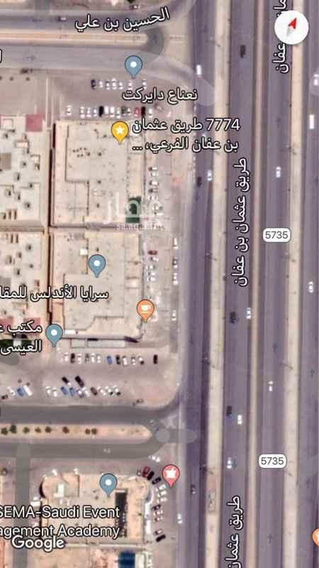 عمارة للبيع في طريق عثمان بن عفان الفرعي ، حي التعاون ، الرياض