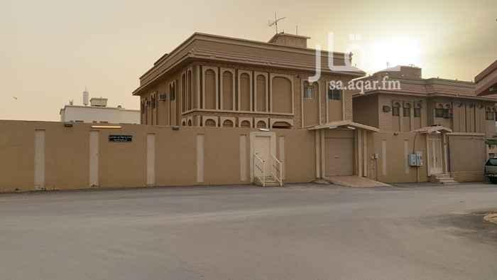 فيلا للبيع في شارع مهنا بن عيسى ، حي ظهرة البديعة ، الرياض ، الرياض