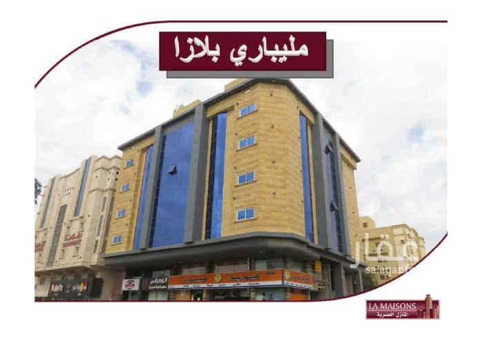 مكتب تجاري للإيجار في شارع حراء ، حي النزهة ، جدة