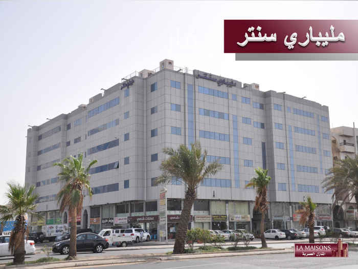 مكتب تجاري للإيجار في شارع صاري ، حي الفيصلية ، جدة ، جدة