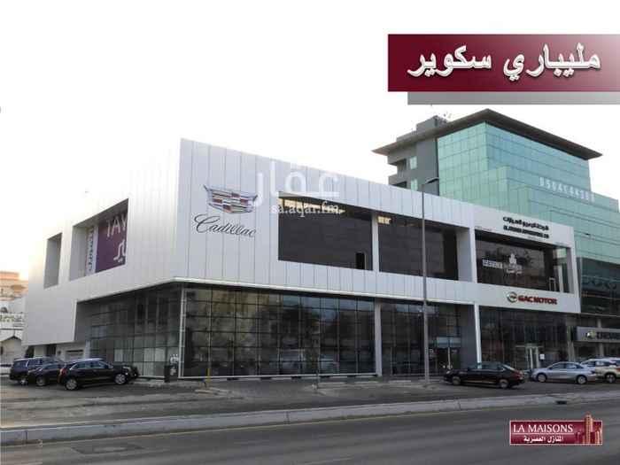 مكتب تجاري للإيجار في طريق المدينة المنورة ، حي الفيصلية ، جدة ، جدة