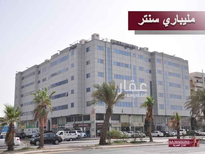 مكتب تجاري للإيجار في حي الفيصلية ، جدة ، جدة