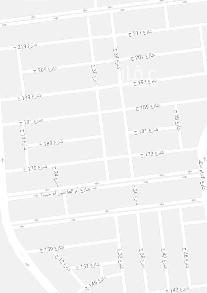 أرض للبيع في شارع 183 ح ، جازان