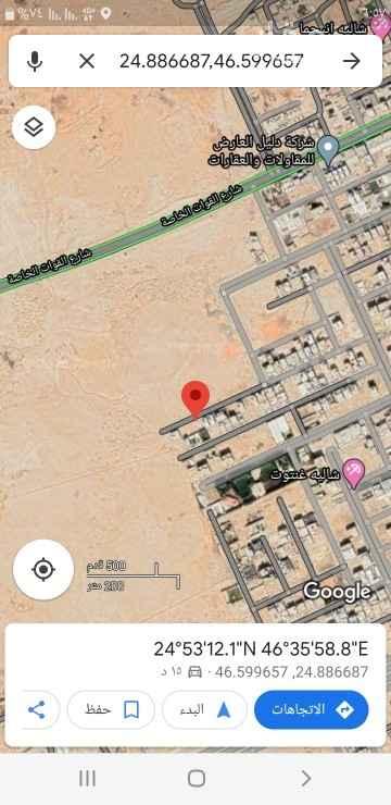أرض للبيع في شارع سلمان بن أبي القاسم ، حي العارض ، الرياض ، الرياض