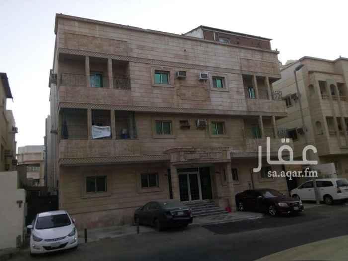 شقة للبيع في شارع خزيمه بن عاصم ، حي البوادي ، جدة