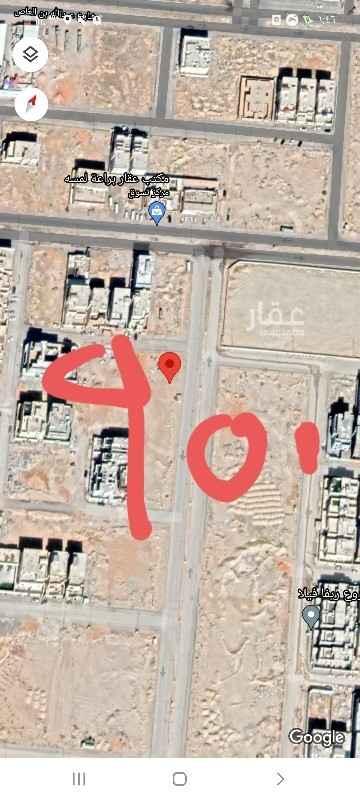 أرض للبيع في حي ، شارع ثعلبه بن سعد الخزرجي ، حي العارض ، الرياض ، الرياض