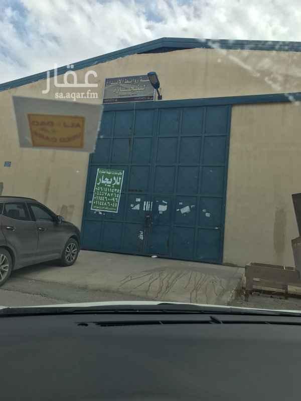 مستودع للإيجار في شارع الحمدون ، حي الفيصلية ، الرياض