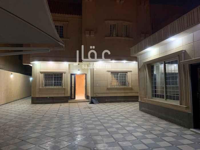 فيلا للإيجار في شارع السراج ، حي الحمراء ، الرياض ، الرياض