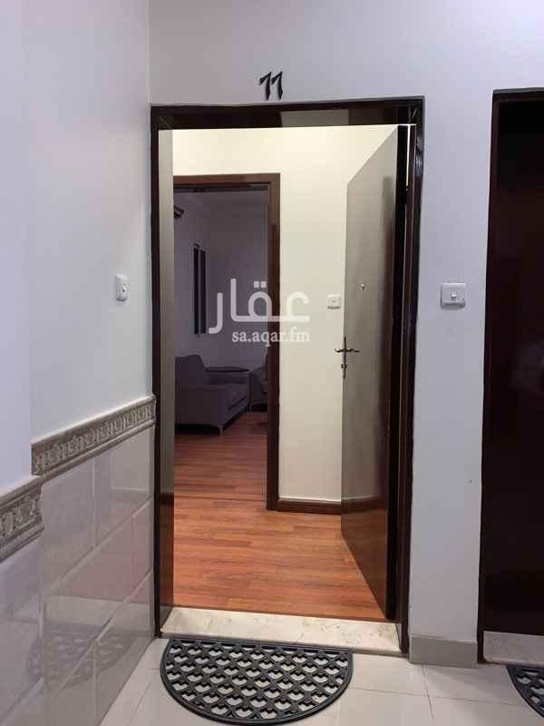 شقة مفروشة في شارع الحجرة ، حي الملقا ، الرياض ، الرياض