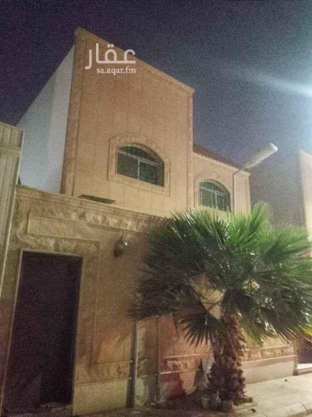 فيلا للإيجار في شارع النقيب ، حي الصحافة ، الرياض ، الرياض
