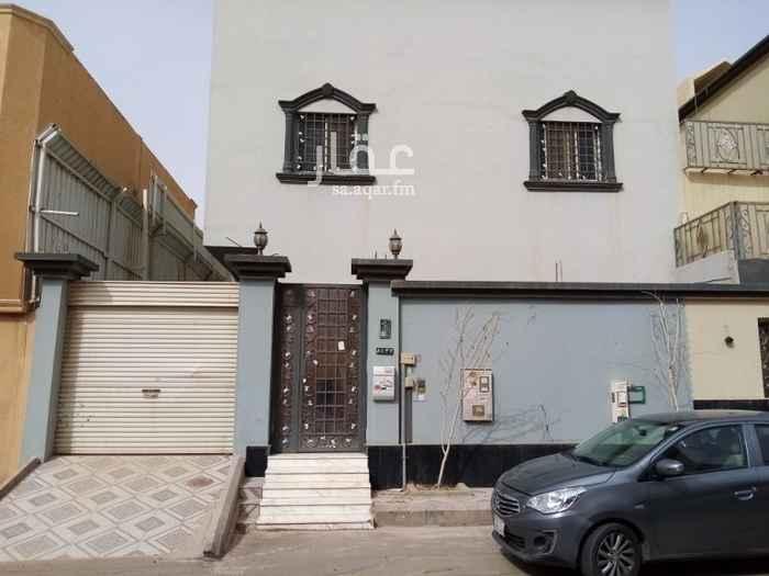 فيلا للإيجار في شارع سفيان بن امية ، حي النهضة ، الرياض ، الرياض
