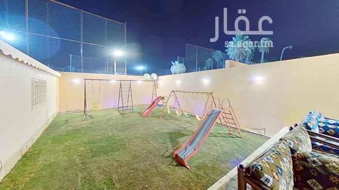 استراحة للإيجار في شاليهات العز ، شارع وادي حنيفة ، حي البديعة ، الرياض ، الرياض
