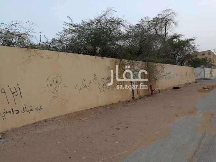 أرض للبيع في شارع محمد علي جناح ، حي اليرموك ، الرياض