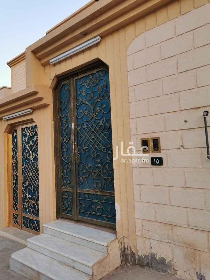 شقة للإيجار في شارع ابن الازرق ، حي بدر ، الرياض ، الرياض