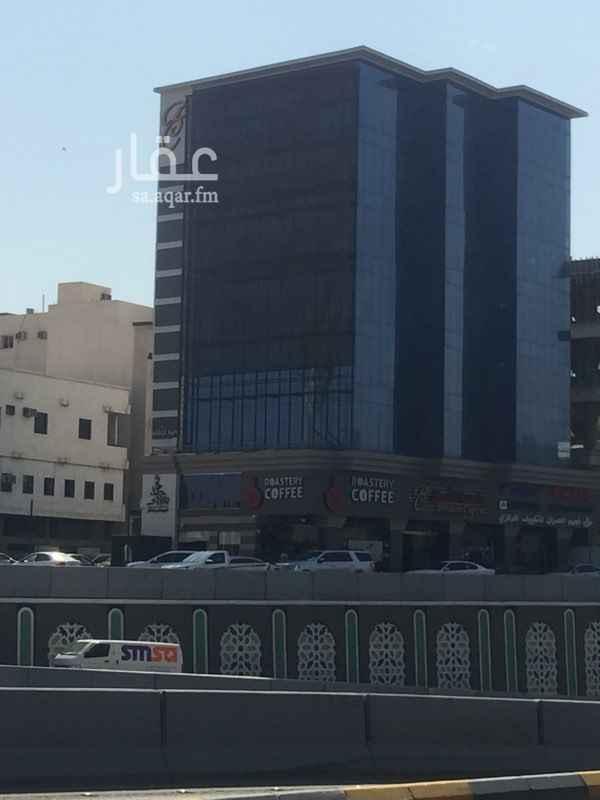 مكتب تجاري للإيجار في حي الفتح ، المدينة المنورة