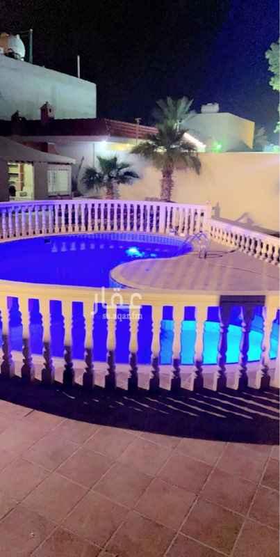 استراحة للإيجار في شارع الضوء ، حي الرمال ، الرياض ، الرياض
