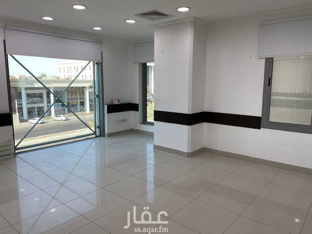 مكتب تجاري للإيجار في شارع الامير محمد بن عبدالعزيز ، حي الاندلس ، جدة ، جدة