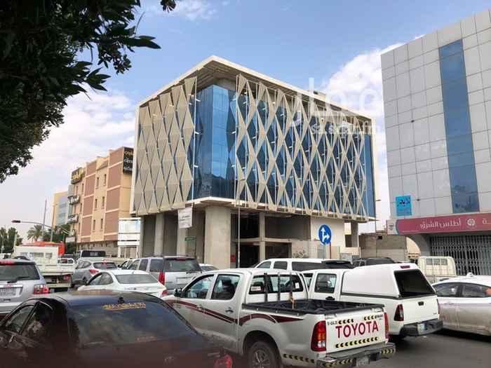 عمارة للبيع في شارع روضة التنهاة ، حي الزهراء ، الرياض ، الرياض