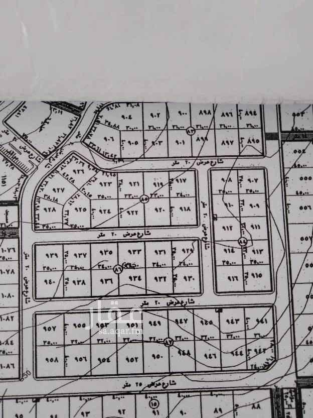 أرض للبيع في شارع الأطراف ، الرياض