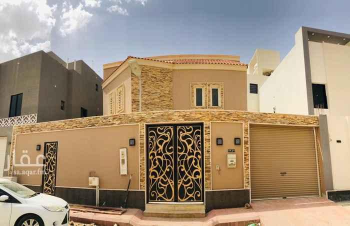 فيلا للبيع في شارع محمد ابو السعادات الطبري ، حي النرجس ، الرياض ، الرياض