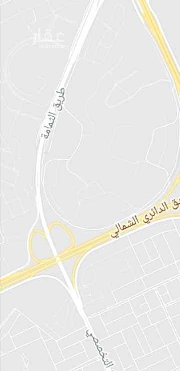 أرض للبيع في طريق الثمامة ، حي العقيق ، الرياض ، الرياض
