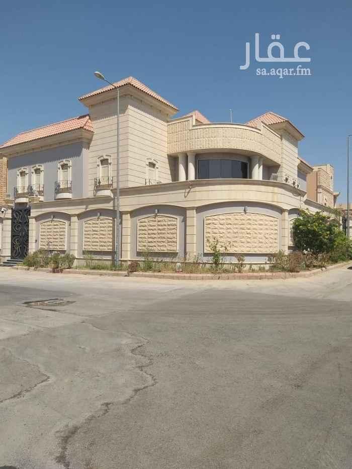 فيلا للبيع في شارع شقير ، حي حطين ، الرياض ، الرياض