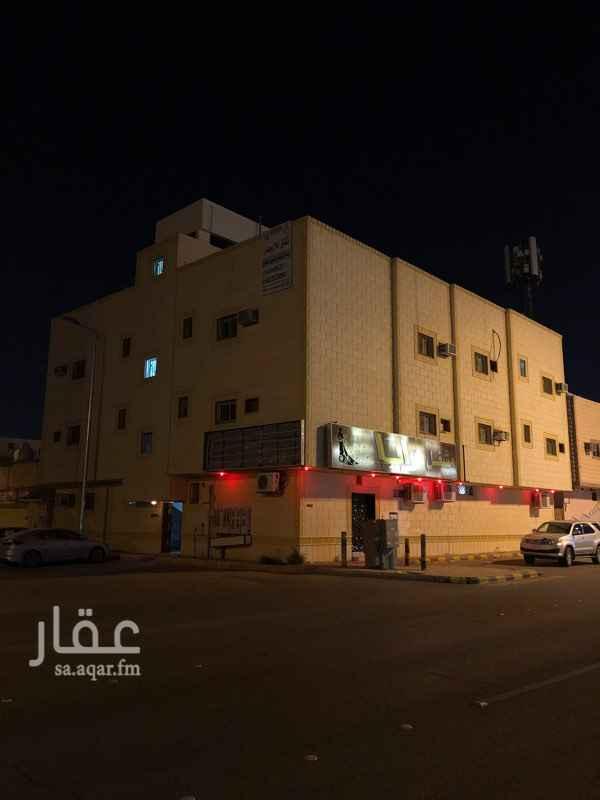 عمارة للبيع في شارع الامام مالك بن انس ، حي النهضة ، الخرج ، الخرج