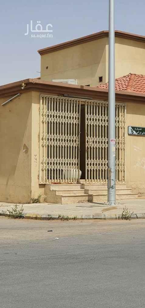 محل للإيجار في شارع علي بن ابي طالب ، حي الريان ، الخرج ، الخرج