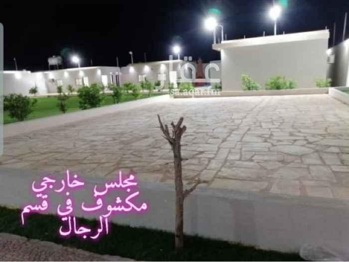 استراحة للبيع في شارع ابراهيم بن غنيم ، حي نمار ، الرياض ، الرياض