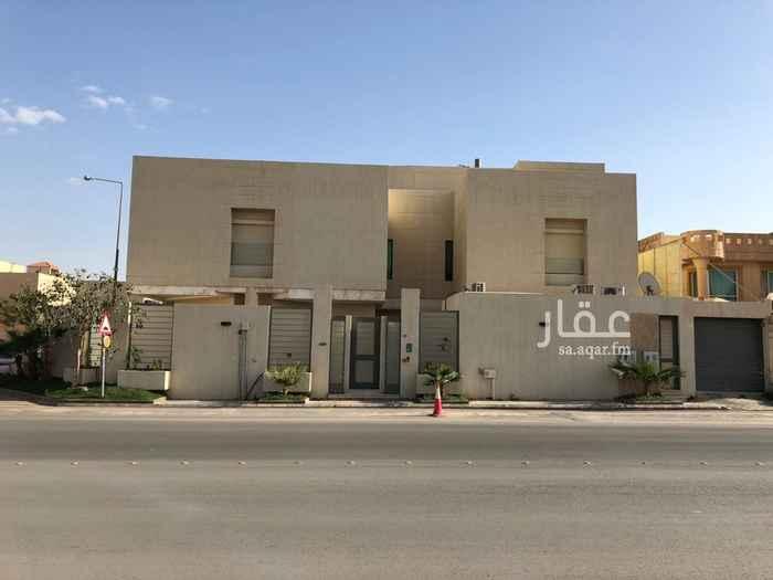 فيلا للبيع في شارع الجاحظ ، حي الحمراء ، الرياض ، الرياض