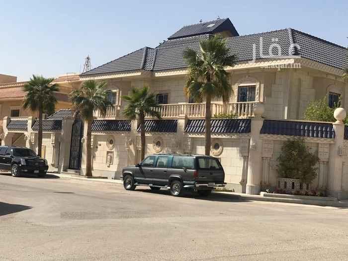 فيلا للبيع في شارع ابي فضل الله العمري ، حي النخيل ، الرياض ، الرياض