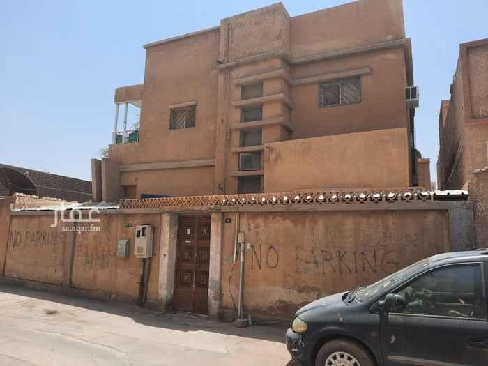 فيلا للبيع في شارع المعتمد بن عباد ، حي المربع ، الرياض ، الرياض