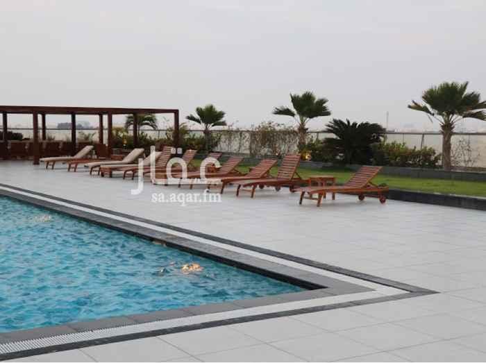 شقة للإيجار في برج الجوهرة ، شارع سعيد بن عامر ، حي الشاطئ ، جدة