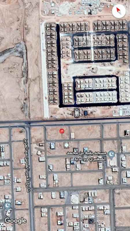 أرض للبيع في شارع الأمير نايف بن عبدالعزيز ، المجمعة