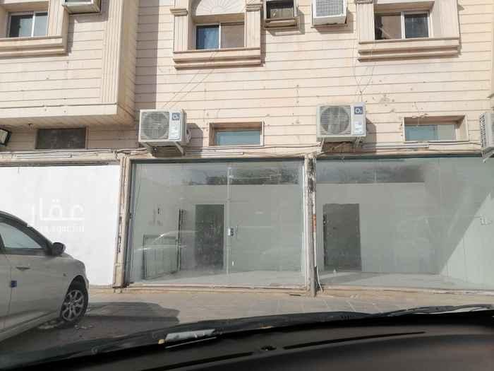 محل للإيجار في شارع زهير بن ابي سلمى ، حي المصيف ، الرياض