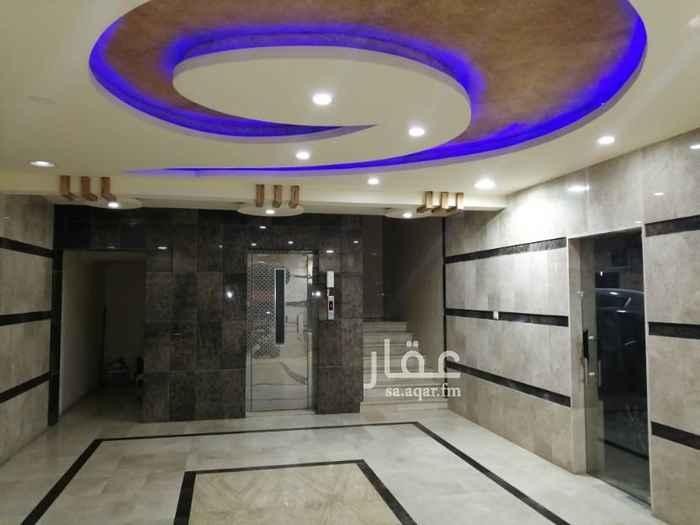 شقة للإيجار في شارع العلاء بن يزيد ، حي البوادي ، جدة