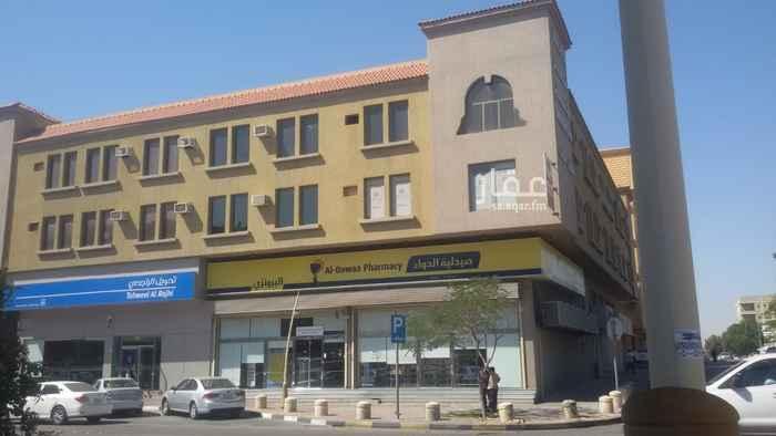 مكتب تجاري للإيجار في شارع الحادي عشر ، حي العدامة ، الدمام ، الدمام