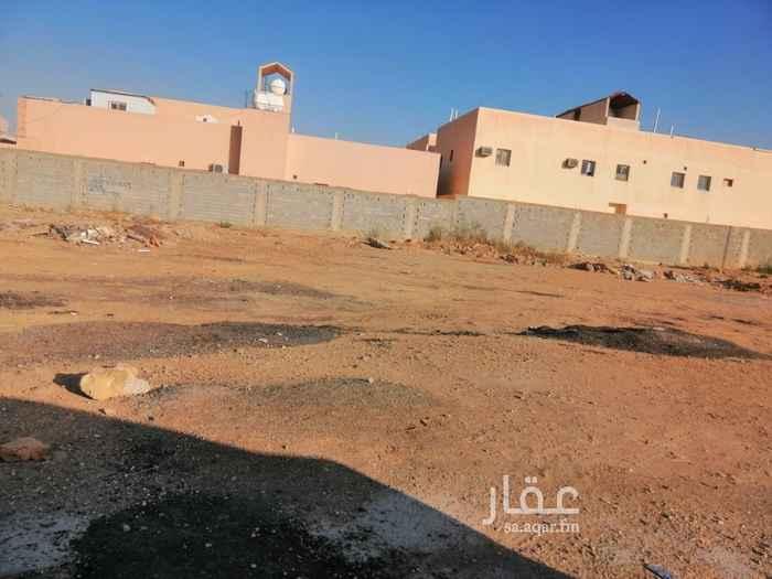 أرض للبيع في شارع أبي محمد المقدسي ، حي طويق ، الرياض ، الرياض