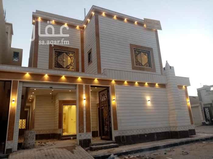 فيلا للبيع في شارع المعازل ، حي الحزم ، الرياض ، الرياض