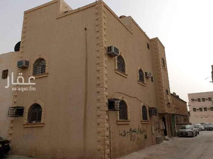 عمارة للبيع في شارع ابن القصاص ، الصالحية ، الرياض