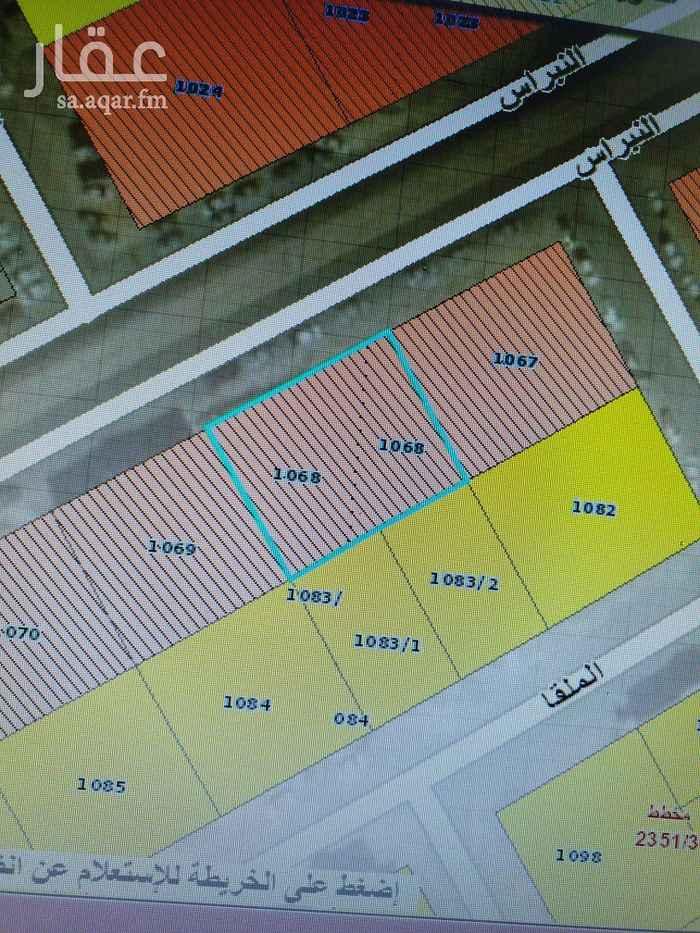 أرض للبيع في شارع النبراس ، حي ظهرة لبن ، الرياض