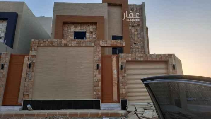 فيلا للبيع في شارع تاج الدين الزرعه الحنفي ، حي ظهرة نمار ، الرياض ، الرياض