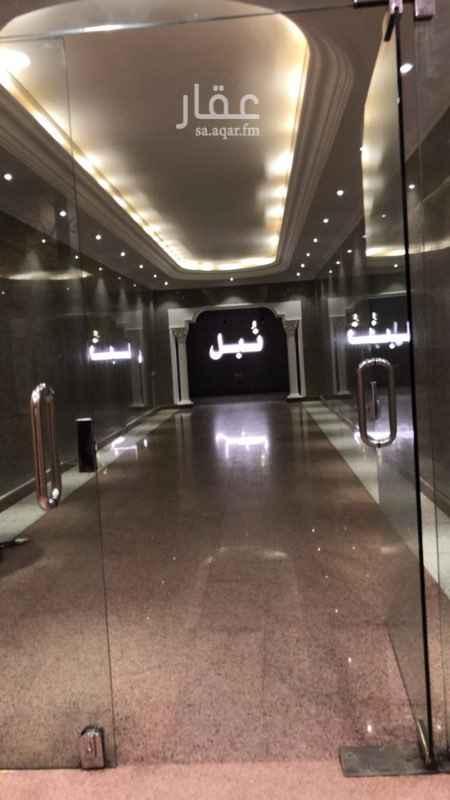 شقة للإيجار في طريق العروبة الفرعي ، حي أم الحمام الغربي ، الرياض