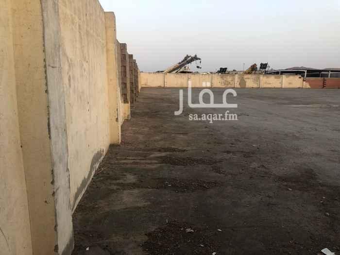 أرض للإيجار في حي الامير عبدالمجيد ، جدة ، جدة
